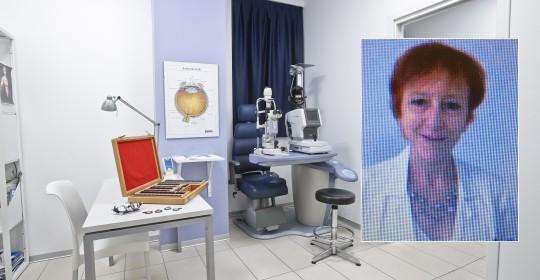 Gli specialisti dell'occhio: ne parliamo con la dottoressa Santini